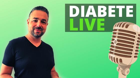 visuel du podcast sur le diabète