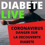 Diabète et découverte face au coronavirus
